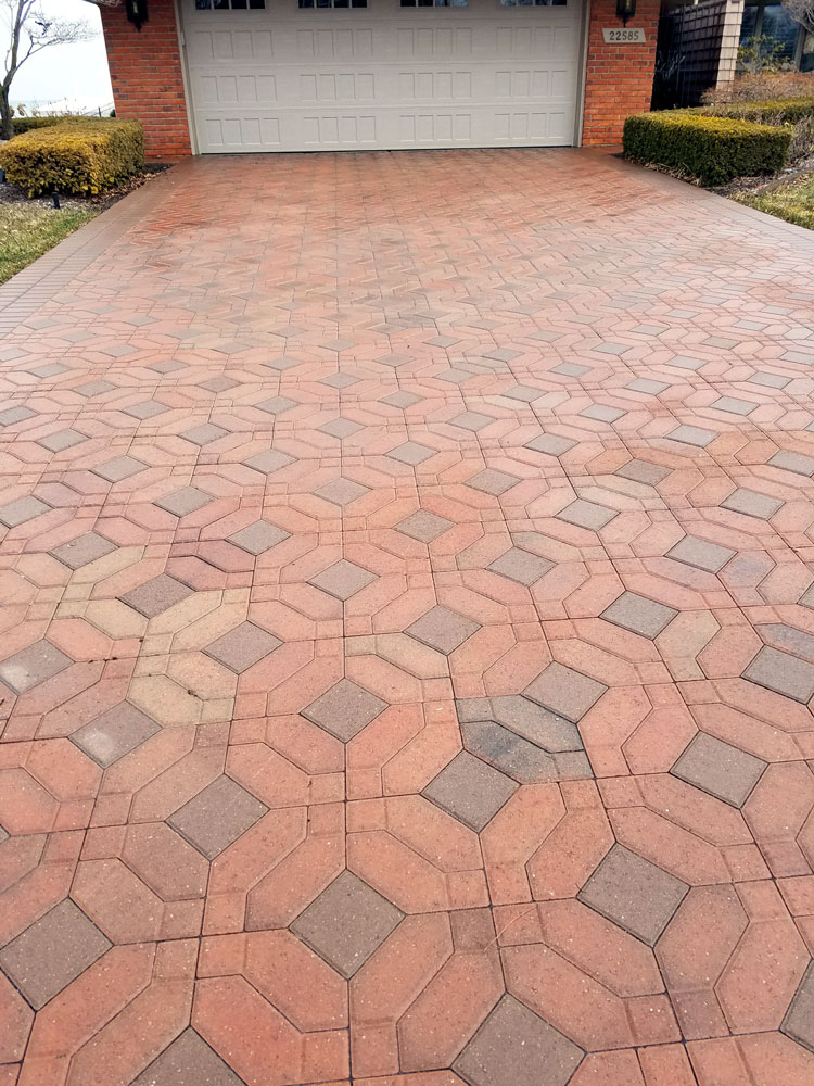 St Clair Ss Driveway Pavers