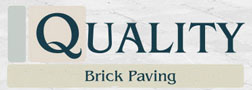Quality Brick Paving