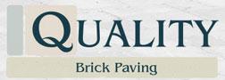Quality Brick Paving