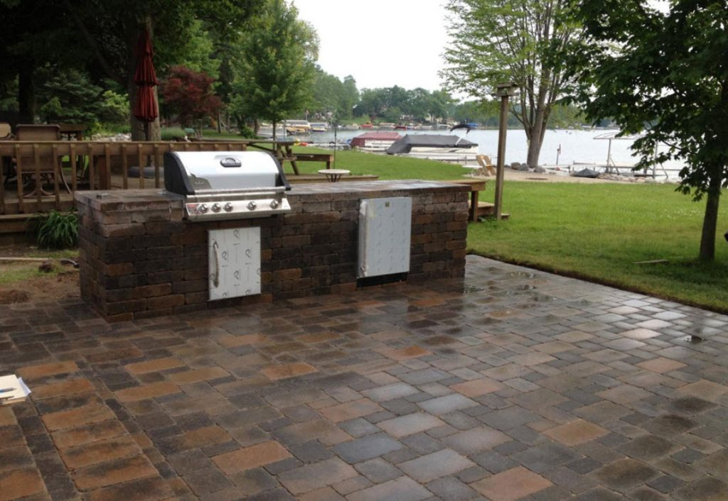 St. Clair Shores Brick Patio Service