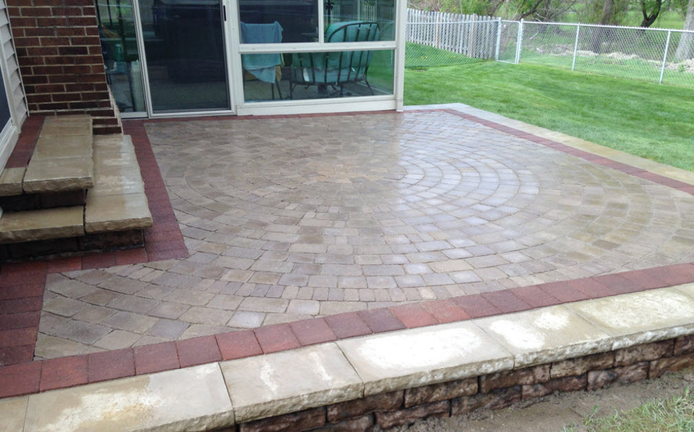 Grosse Pointe Paver Patios